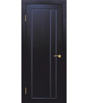Дверь с ПВХ покрытием Вертикаль