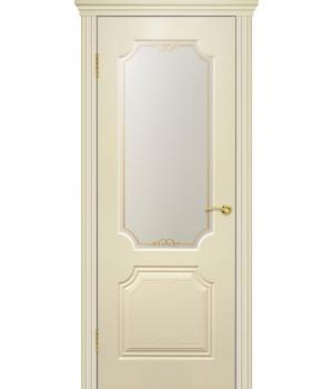 Дверь с глубокой фрезеровкой Веста