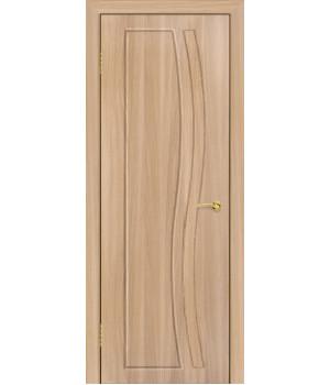 Дверь с ПВХ покрытием Волна