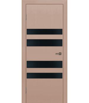 Дверь с ПВХ покрытием Домино 5