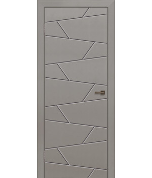 Дверь с ПВХ покрытием G-10
