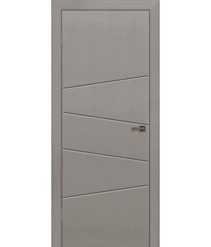 Дверь с ПВХ покрытием G-11