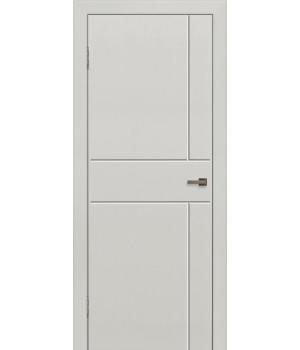 Дверь с ПВХ покрытием G-12
