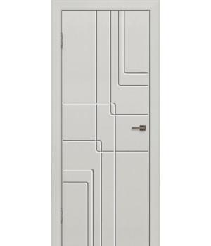 Дверь с ПВХ покрытием G-21