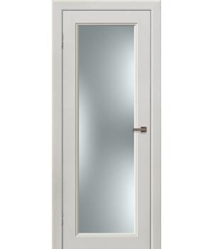 Дверь с ПВХ покрытием М-1