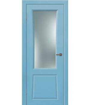 Дверь с ПВХ покрытием М-5