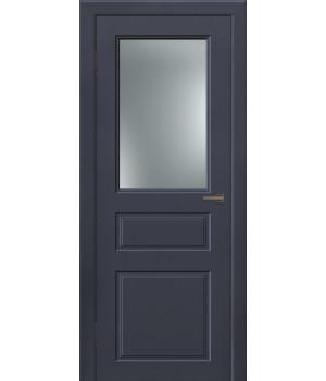 Дверь с ПВХ покрытием М-6