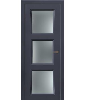 Дверь с ПВХ покрытием М-7