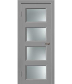 Дверь с ПВХ покрытием М-8