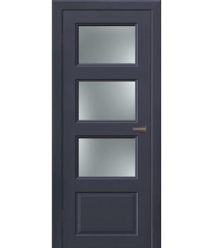Дверь с ПВХ покрытием М-9