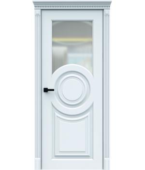 Дверь с ПВХ покрытием Византия