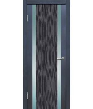 Дверь с ПВХ покрытием WAVE 11