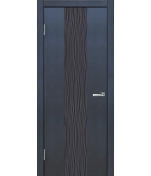 Дверь с ПВХ покрытием WAVE 13