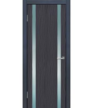 Дверь с ПВХ покрытием WAVE 15