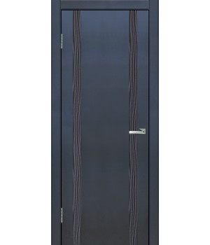 Дверь с ПВХ покрытием WAVE 9