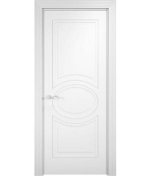 Дверь с ПВХ покрытием Париж 4
