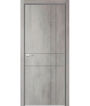 Дверь с ПВХ покрытием Севилья 2