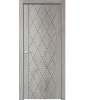 Дверь с ПВХ покрытием Севилья 10