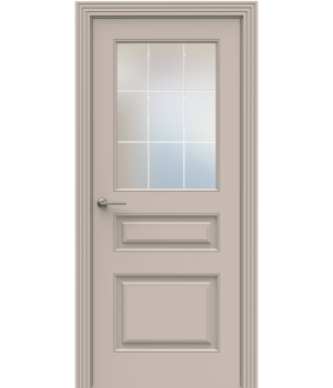 Дверь с ПВХ покрытием LP-2