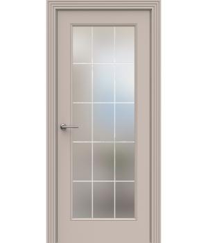 Дверь с ПВХ покрытием LP-4