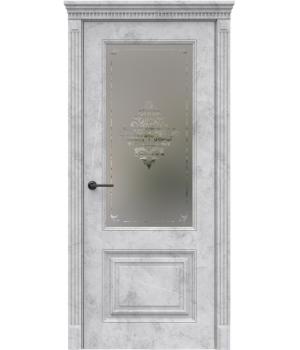 Дверь с ПВХ покрытием Coliseum 1