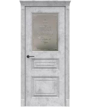 Дверь с ПВХ покрытием Coliseum 2