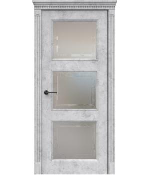 Дверь с ПВХ покрытием Coliseum 4