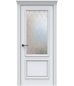 Дверь с ПВХ покрытием BG 2
