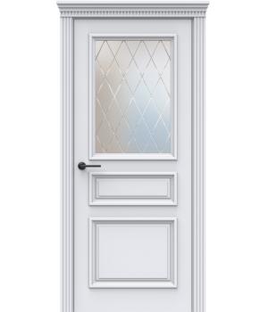 Дверь с ПВХ покрытием BG 3