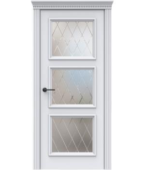 Дверь с ПВХ покрытием BG 4