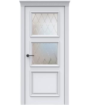 Дверь с ПВХ покрытием BG 6