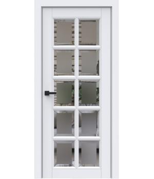 Дверь с ПВХ покрытием Q 1