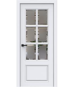 Дверь с ПВХ покрытием Q 2