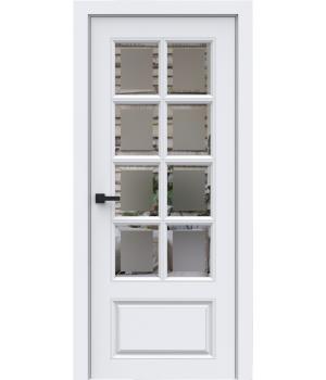 Дверь с ПВХ покрытием Q 3