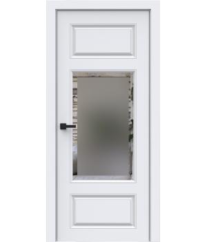 Дверь с ПВХ покрытием Q 4