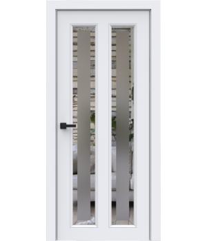 Дверь с ПВХ покрытием Q 5