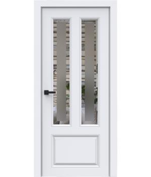 Дверь с ПВХ покрытием Q 6