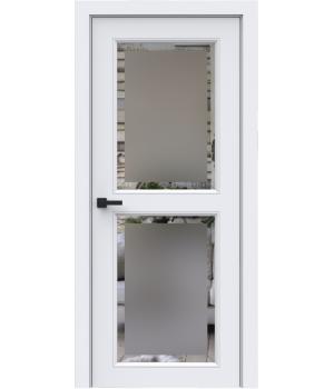 Дверь с ПВХ покрытием Q 7