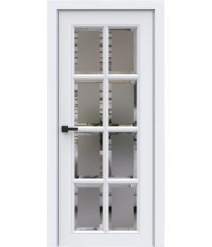 Дверь с ПВХ покрытием Q 8