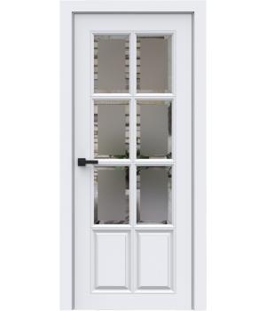 Дверь с ПВХ покрытием Q 9