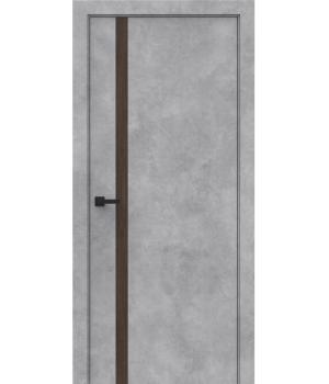 Дверь с ПВХ покрытием TREND 1
