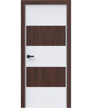 Дверь с ПВХ покрытием TREND 10
