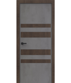 Дверь с ПВХ покрытием TREND 8